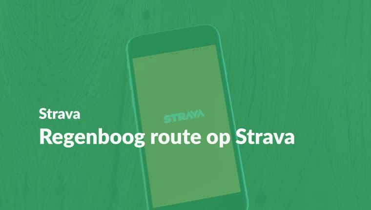 Regenboog-route-op-strava