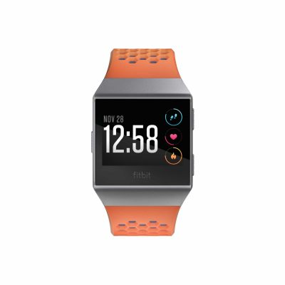 Fitbit Ionic review design